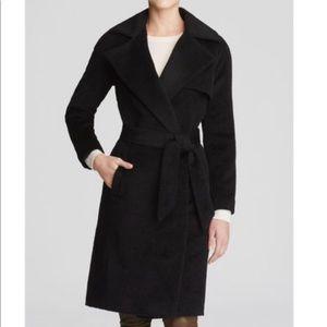 Gorgeous Trina Turk Delaney Alpaca wrap coat